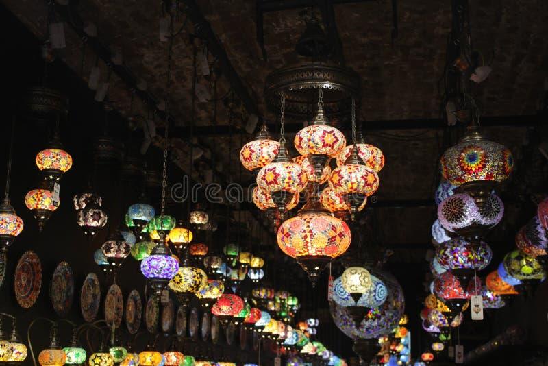 Mar das luzes foto de stock royalty free