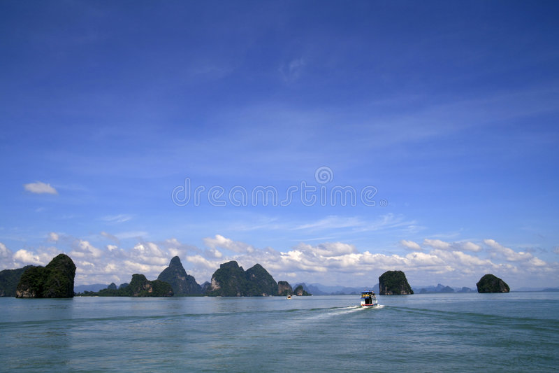 Mar de Andaman fotos de stock royalty free