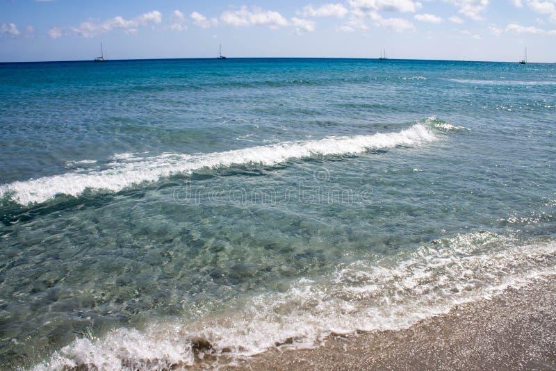 Download Mar de Cerdeña imagen de archivo. Imagen de diversión - 42440297
