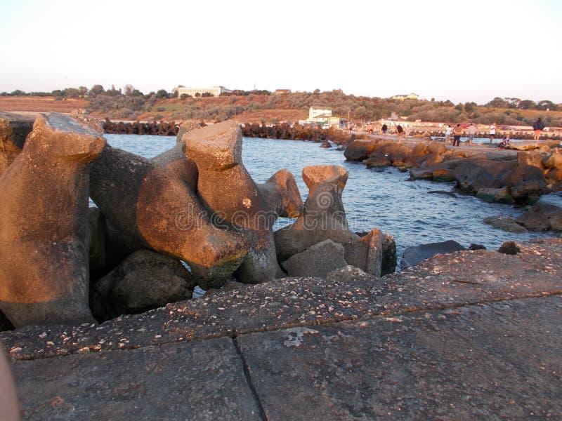 Mar de Constanta, Rom?nia fotos de stock