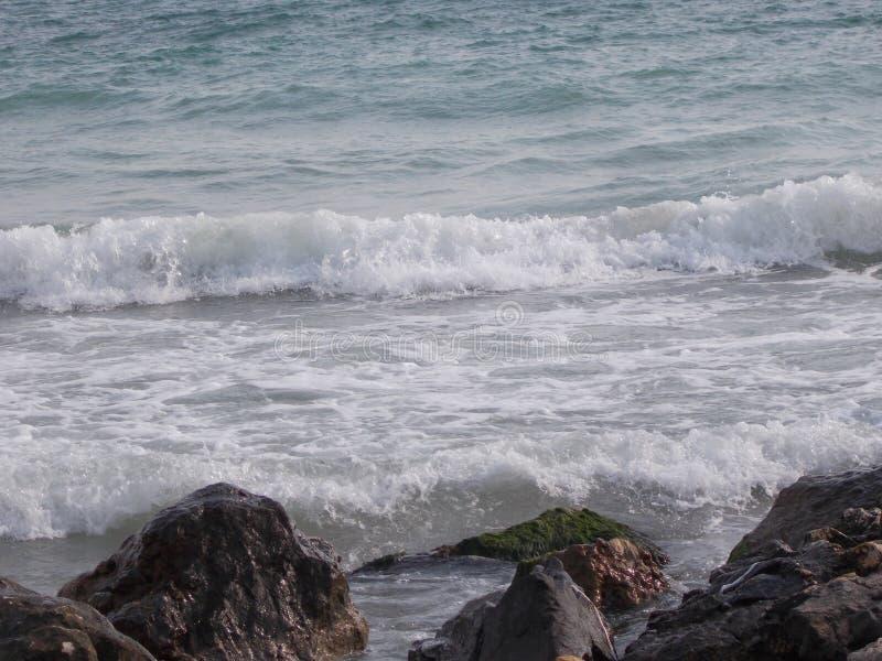 Mar de Constanta, Rom?nia fotografia de stock