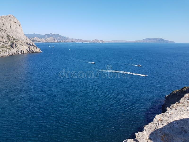 Mar de Crimea imagenes de archivo