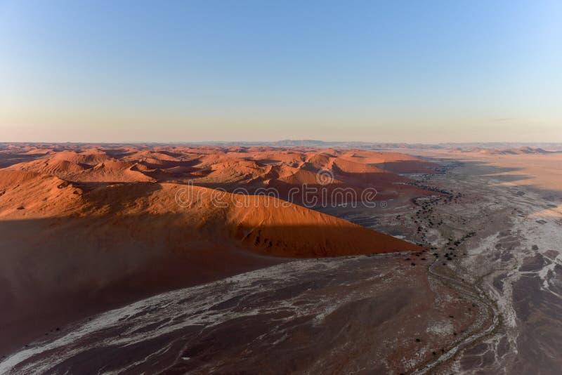 Mar de la arena de Namib - Namibia imagen de archivo