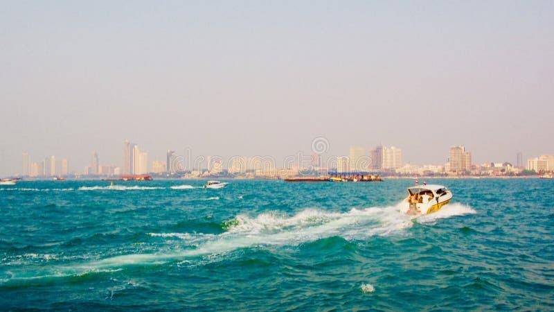 Mar de Tailândia imagens de stock royalty free