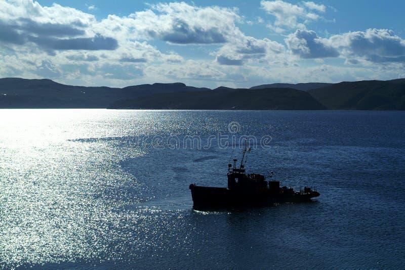 Mar del Norte imagenes de archivo