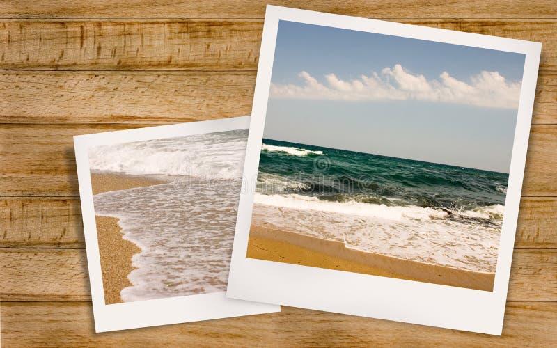 Mar del verano imágenes de archivo libres de regalías
