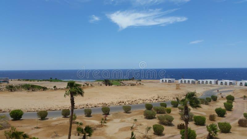Mar do hurghada do hasheesh de Sahl foto de stock royalty free