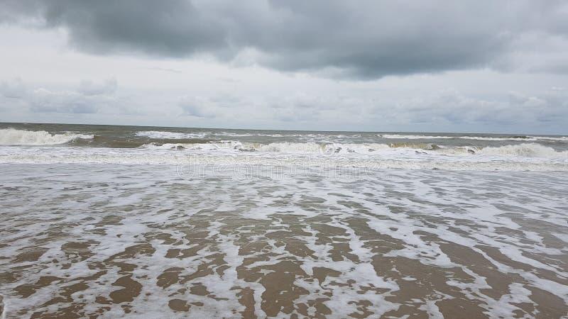Mar do inverno fotos de stock