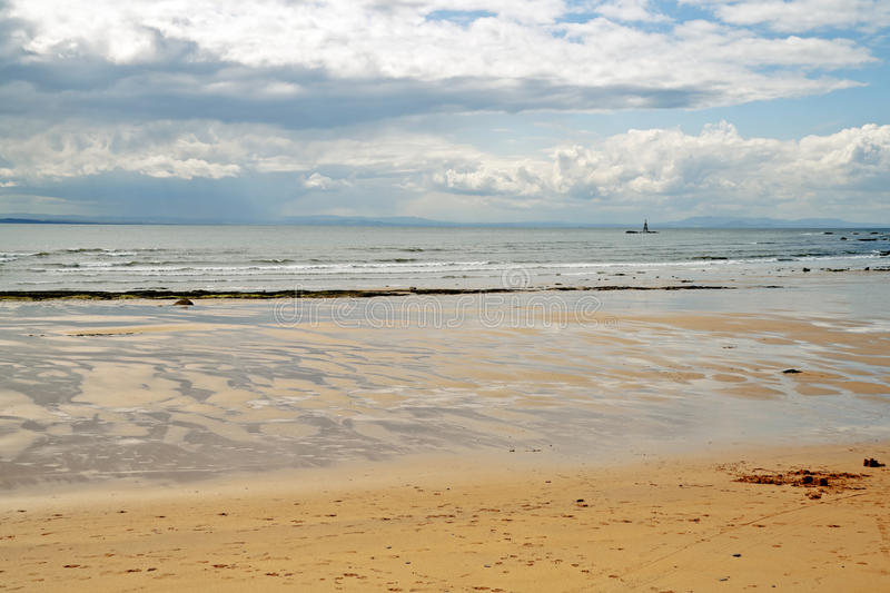 Mar do Norte foto de stock royalty free