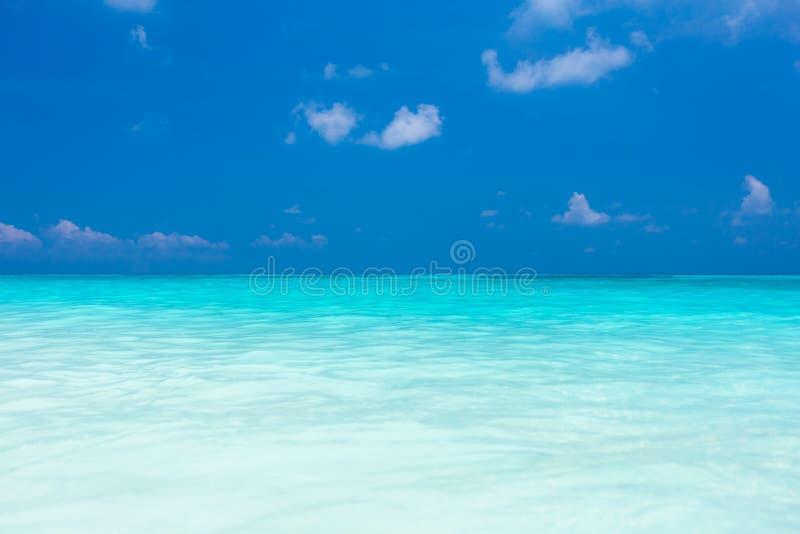 Mar do verão foto de stock