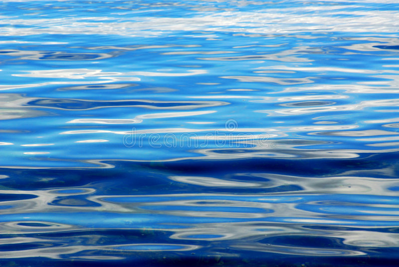 Mar e céu fotos de stock royalty free
