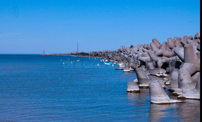 Mar e cara fotos de stock