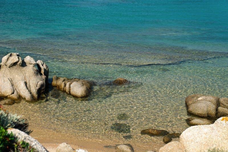 Download Mar em Sardinia imagem de stock. Imagem de madeleine - 16867731