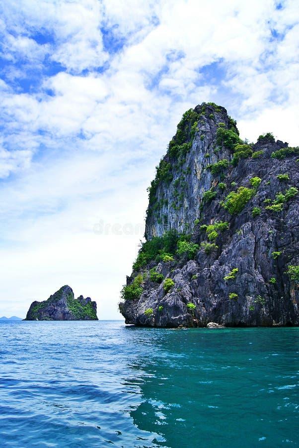 Mar em Trang fotos de stock royalty free