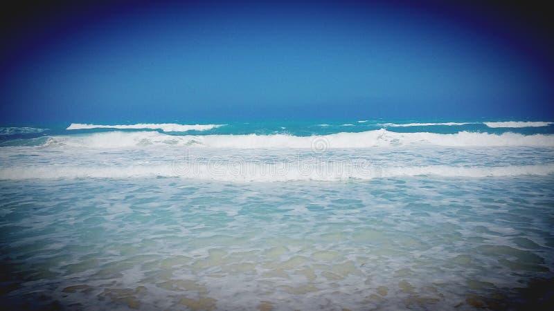 Mar Mediterrâneo fotografia de stock
