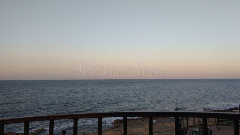 Mar Mediterrâneo de Europa fotografia de stock royalty free