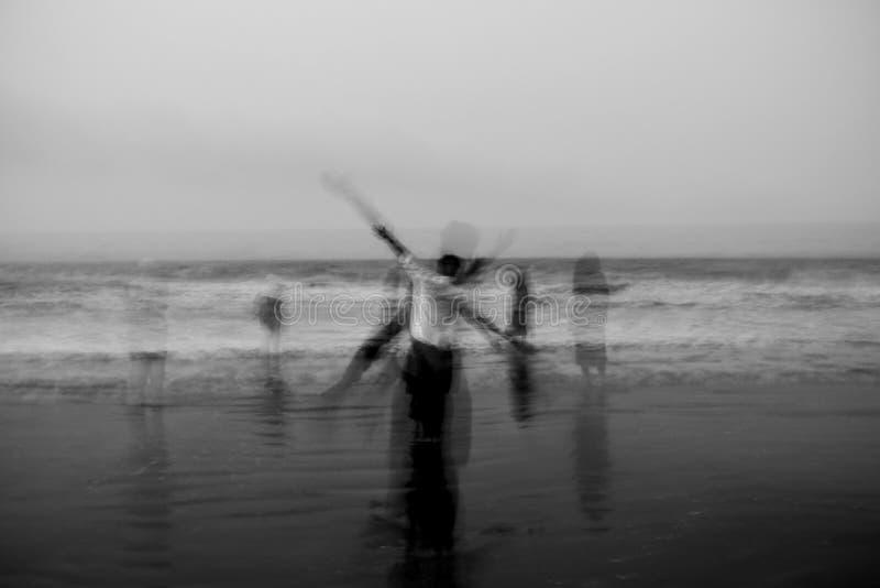 Mar misterioso imagen de archivo