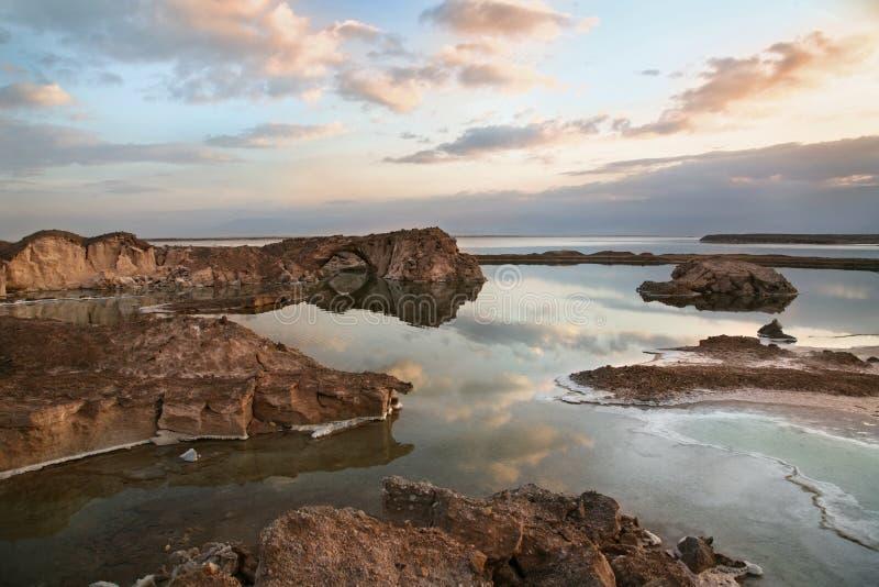 Download Mar muerto imagen de archivo. Imagen de desierto, sequía - 7278371