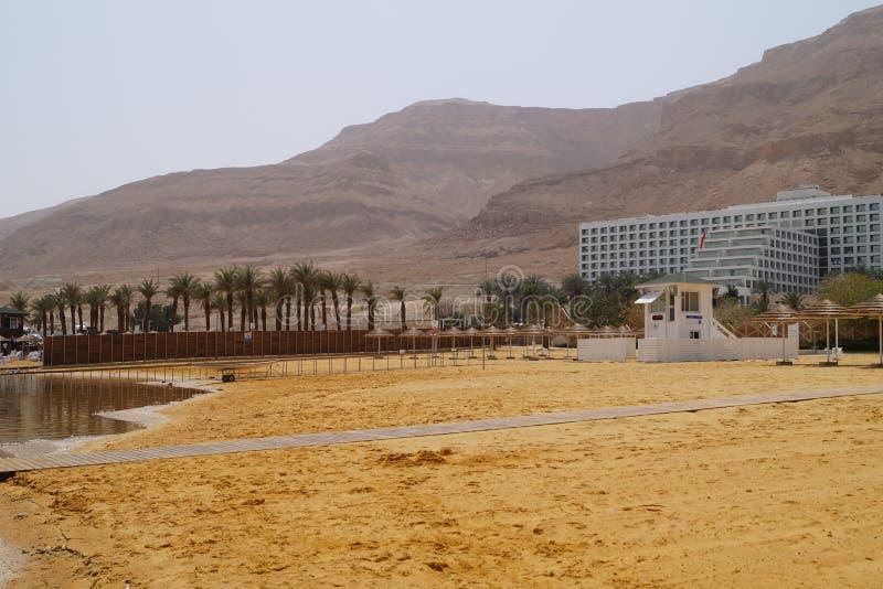 Mar muerto Israel imagen de archivo