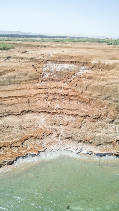 Mar muerto Israel foto de archivo libre de regalías