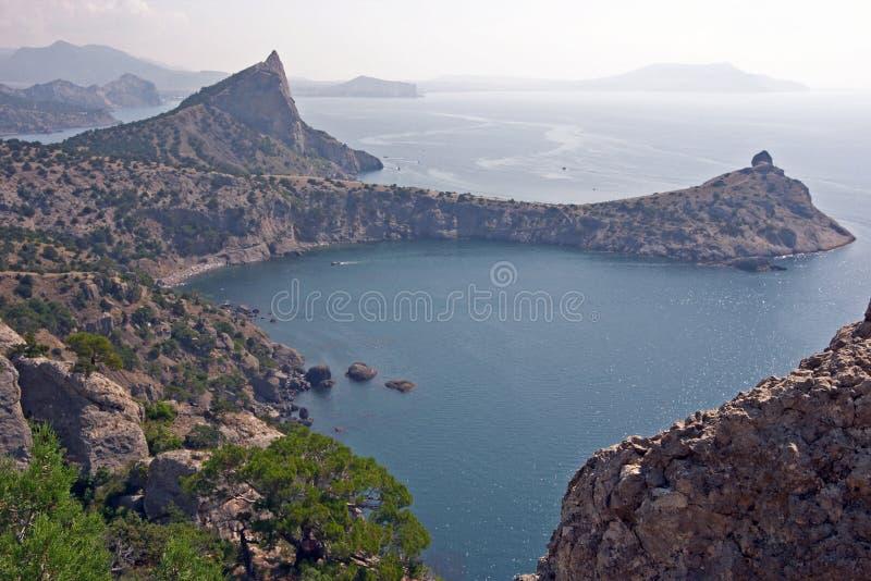 Mar Nero immagini stock