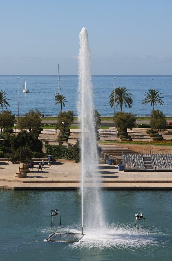 Download Mar park in Majorca stock photo. Image of spain, palma - 7119840