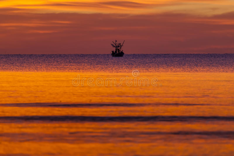 Mar Tailandia foto de archivo libre de regalías