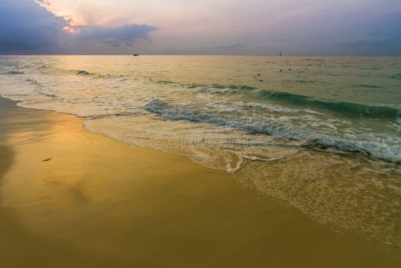 Mar Tailandia fotos de archivo libres de regalías
