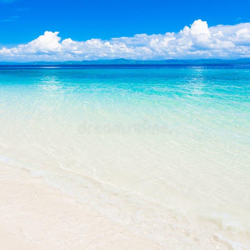 Download Mar tropical del día imagen de archivo. Imagen de arena - 42440417