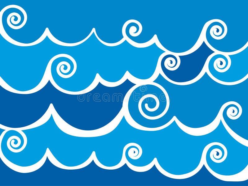 Mar (vector) vector illustration