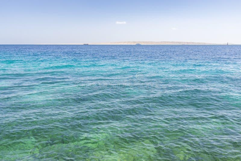 Mar Vermelho, Egipto fotografia de stock royalty free