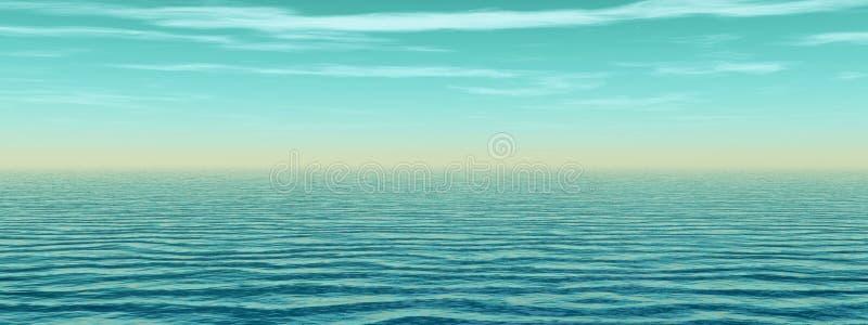 Mar y cielo libre illustration