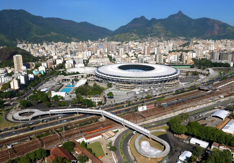 Maracanã zdjęcia stock