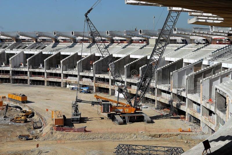 maracan stadionie obraz royalty free