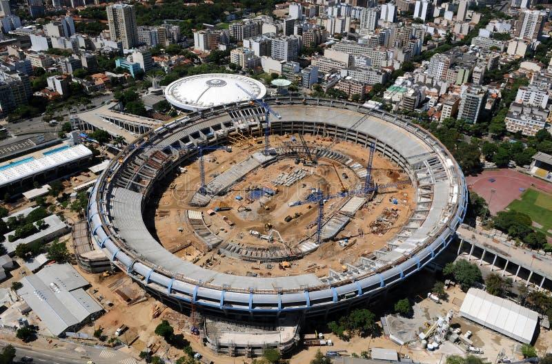 maracan stadionie obrazy royalty free