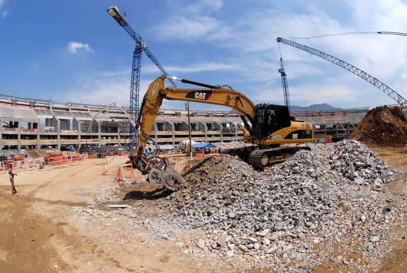 maracan stadionie zdjęcie stock