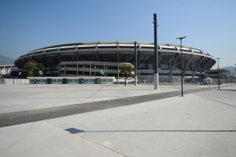 Download Maracana stock photo. Image of clear, football, front - 32801832