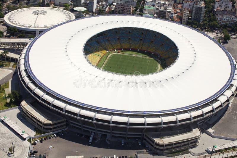 Maracana stadium obrazy royalty free