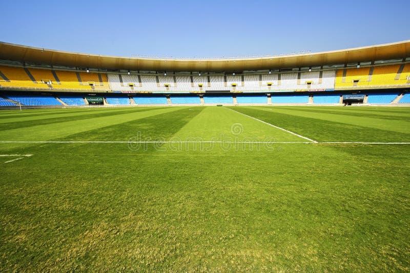 Maracana stadium przed odbudową obraz stock