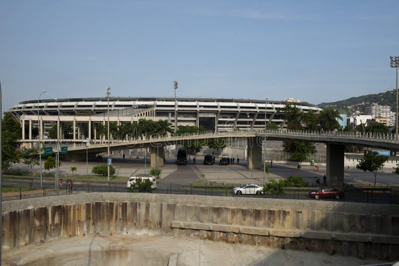 Maracana Stadium fotografia stock