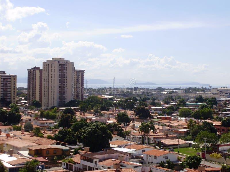Maracay, city, Venezuela royalty free stock images