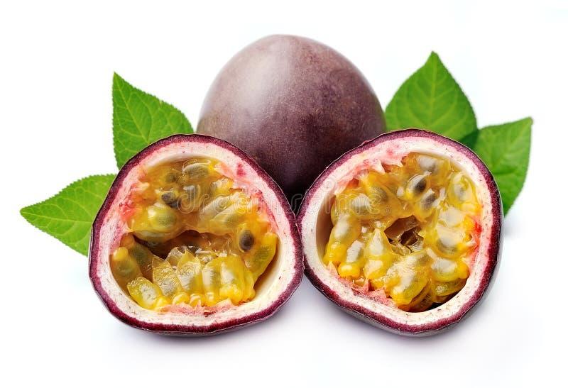 Maracuja owoc zdjęcia royalty free