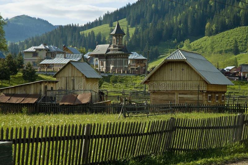 maramures Румыния стоковые фото