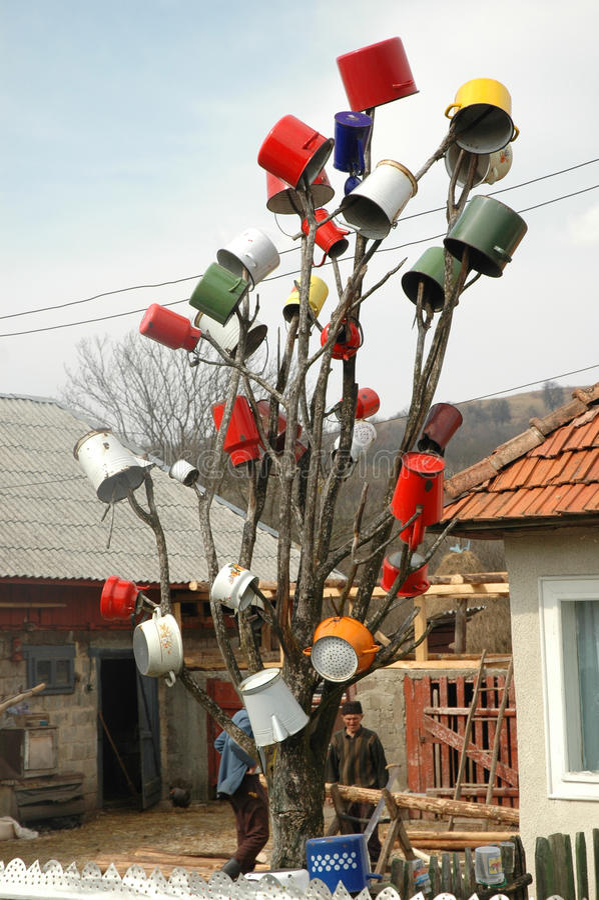 Maramures, Roemenië royalty-vrije stock foto's