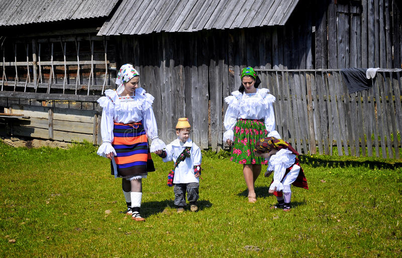 Download Maramures Traditional People Editorial Photo - Image: 20404731