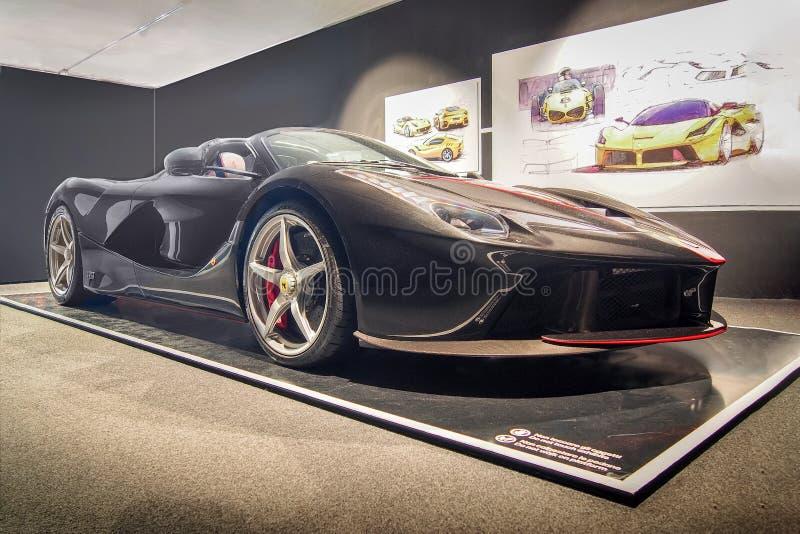 Ferrari LaFerrari Aperta royalty free stock image