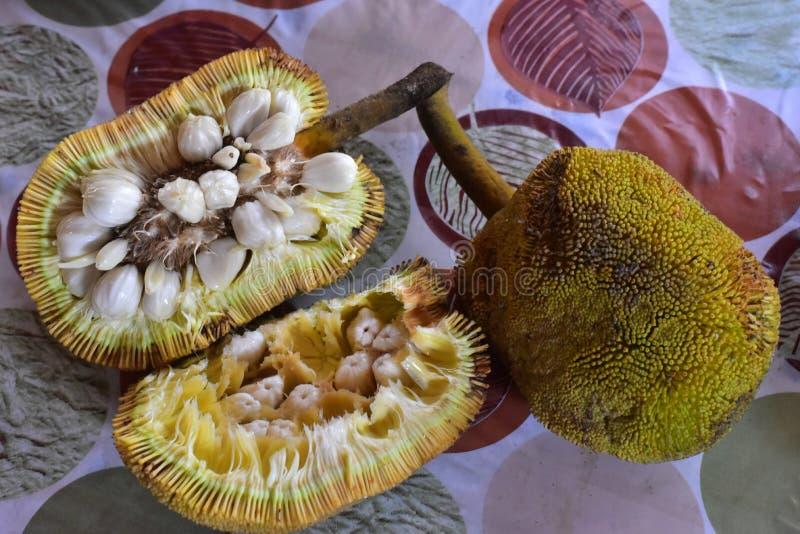 Marang-fruta filipina imagen de archivo