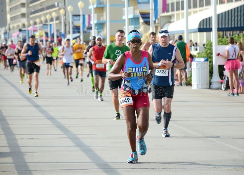 Maratón del RR foto de archivo