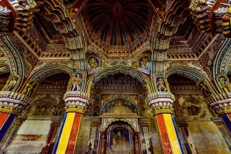 Maratha Darbar Hall royaltyfri bild