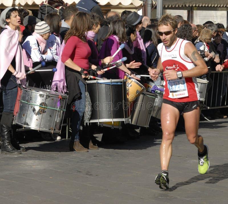 Free Marathon Royalty Free Stock Photo - 22201355